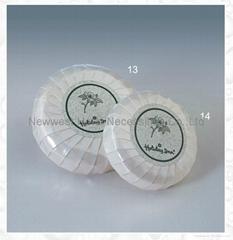 Disposable mini hotel soap