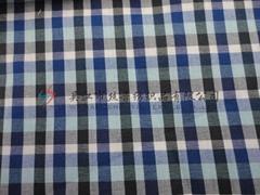 100% cotton Yarn Dyed check fabric