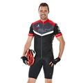 NALINI PRO Camedrio Cycling Jersey black-grey-red 5