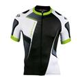 NALINI PRO Cycling Short Sleeve Jersey black-grey-red 2