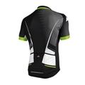 NALINI PRO Cycling Short Sleeve Jersey black-grey-red 3