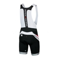 SPORTFUL Sprint cycling Short Sleeve Jersey white-black 4