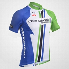 2013 Cannondale Short Sleeve Jersey and Short Cycling Team Kit