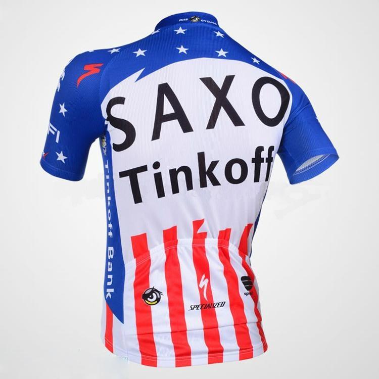 2013 Saxobank Captivate Short Sleeve Cycling Jersey and Cycling Short Kit 2