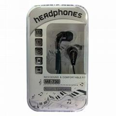 新款手机耳机耳塞 品誉嘉P-061