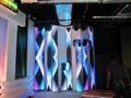 LED折疊彩幕 1