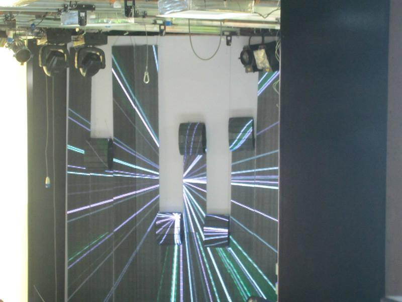 LED折疊彩幕 5