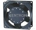 9238 all metal axial fan 92*92*38mm AC