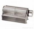 DC cross flow fan searila 30~65mm rotor size available 5