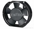 17251 AC axial fan 172*150*51 plastic