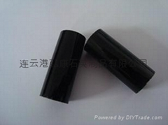 Black quartz glass tubes,black quartz tubes
