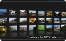三维图片浏览系统