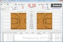籃球比賽計分系統