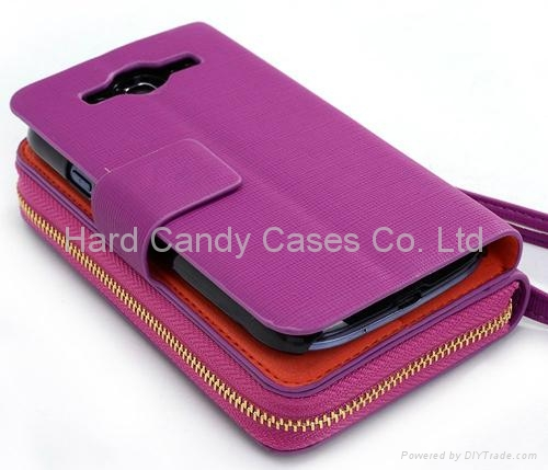 Multi-Use Smart Phone Wallet Case with Coin Pouch ...