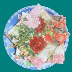 printed paper napkins
