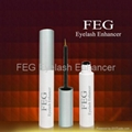 Nature plant extract eyelash enhancer  OEM service offered
