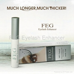 Nature plant extract eyelash enhancer  factory supply