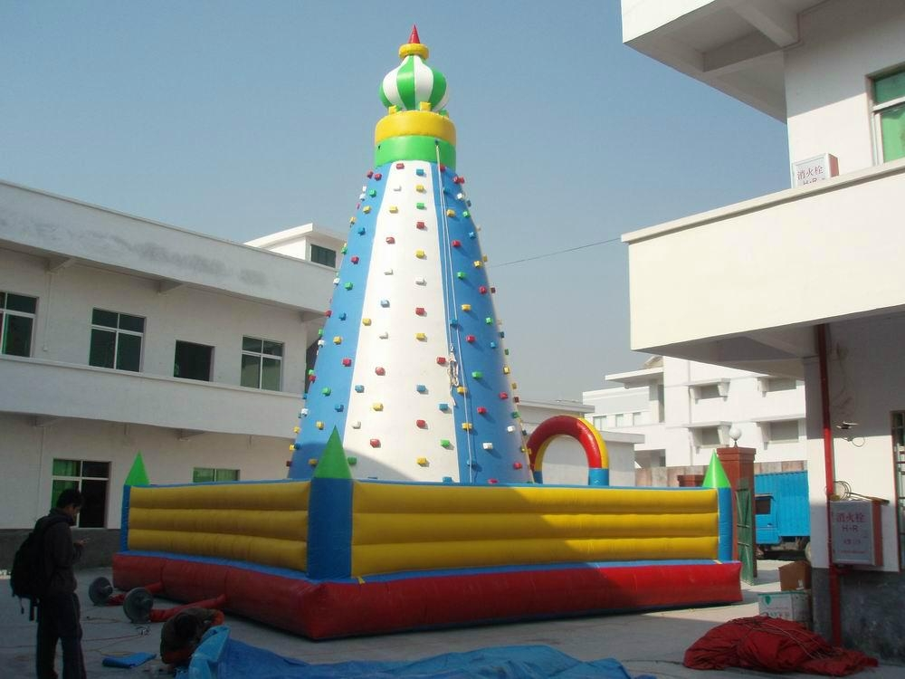 Inflatable Climbing 1