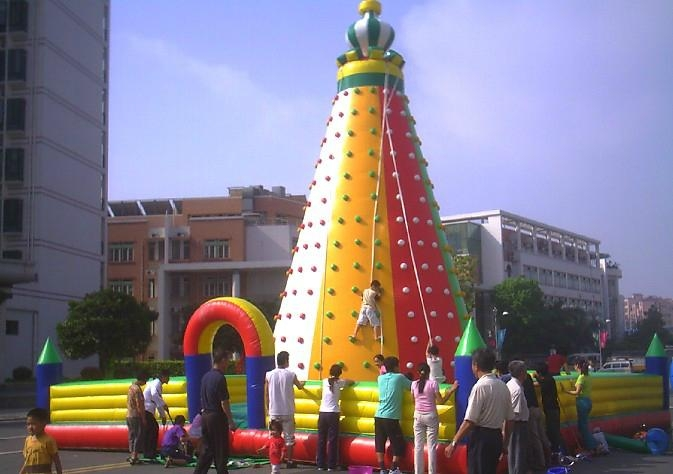 Inflatable Climbing 3