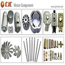 Motor component
