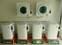 自助投币式洗衣机