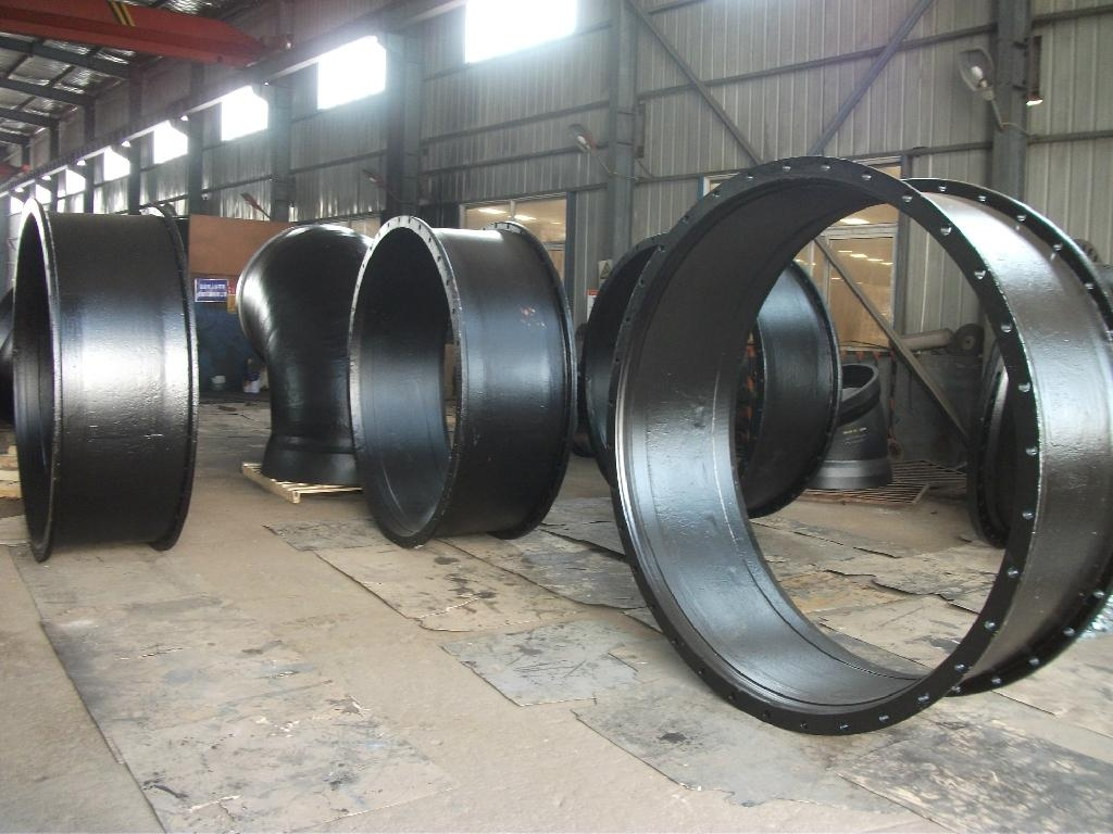 Ductile iron fitting chnic china manufacturer pipe