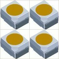 貼片發光二極管5050暖白
