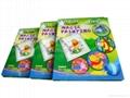 magic coloring book for children
