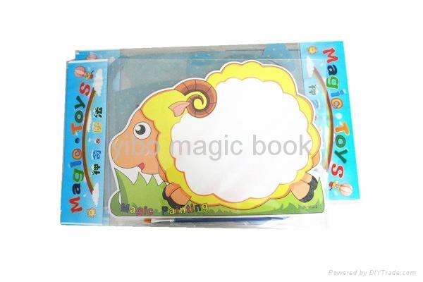 kids water magic drawing board 2