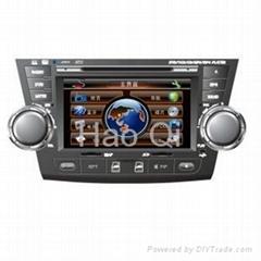 Car navigation GPS TOYOTA