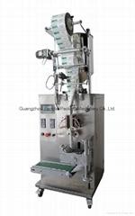 side sealed liquid packing machine