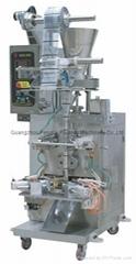 triangle bag granule packing machine