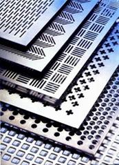不锈钢冲孔网板