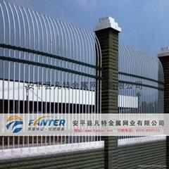厂家供应热镀锌方管组装护栏网