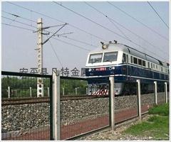 厂家专业生产铁路护栏网