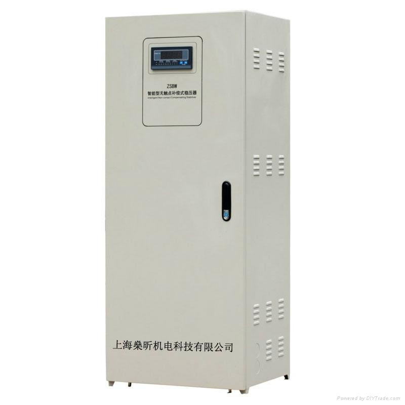 Intelligent purification non-contact compensating AC stabilizer 1
