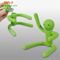 Different Shape Change Man USB 2.0 Flash Disk