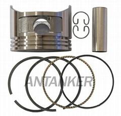 Small Engine Parts-Piston&Piston Ring Set Kit for Honda