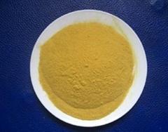 聚合硫酸铁颗粒