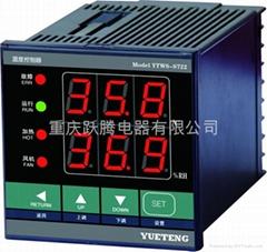 两路温湿度控制器