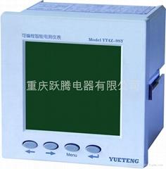 液晶多功能電力儀表
