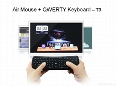 Mini Wireless Keyboard Air Fly Mouse Keyboard