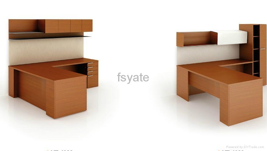 Design701628 Latest Office Table  2015 Hot Sale Design Office