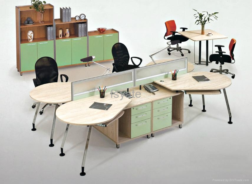 Latest design wooden office furniture yt yate
