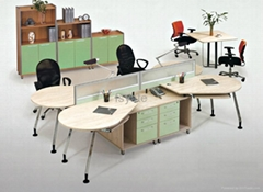 latest design wooden office furniture