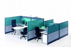 latest design glass office partitions cheap