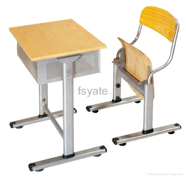 Mdf with melamine surface school desk yt s97 yate for Html table class