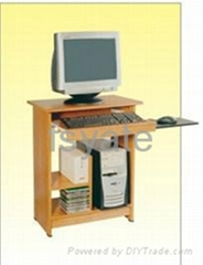 modern DIY home office Computer Desk