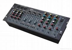 DJ sound console