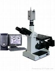 倒置金相顯微鏡 MLT-40C